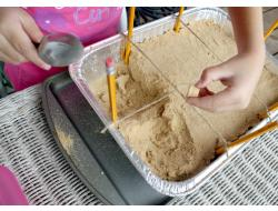 Mini Archaeological Dig for Kids