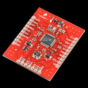 Breakout Board for VS1033D MP3