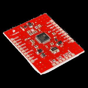 Breakout Board for VS1063 MP3