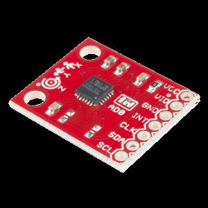 SparkFun Triple-Axis Digital-Output Gyro Breakout - ITG-3200