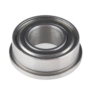 Ball Bearing - Flanged (6,35 mm Bore, 1,27 cm OD)