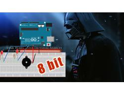 Arduino + Star Wars = Imperial March 8-bit version
