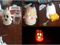 DIY - Spooky Halloween Ghost