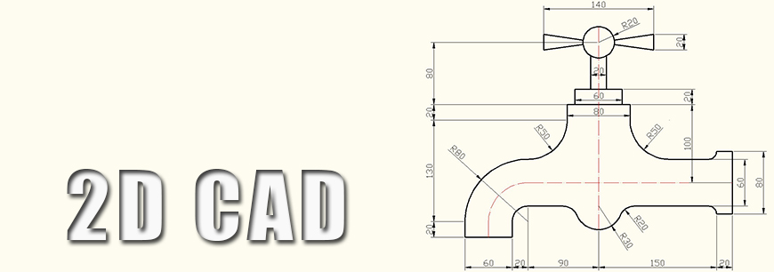 2D CAD Design