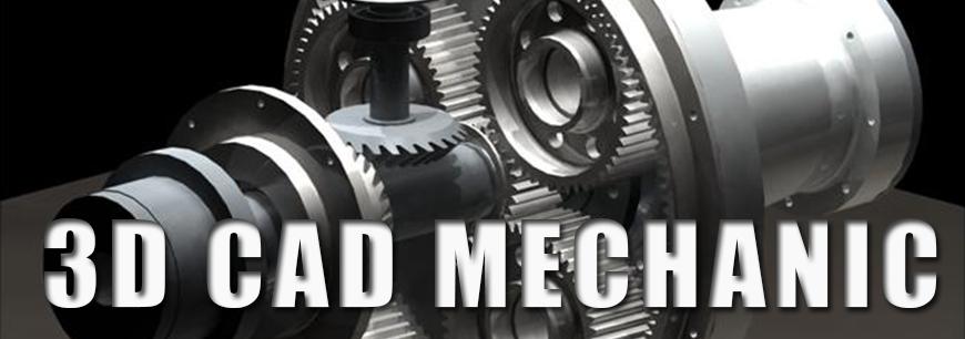 3D CAD Mechanical Design