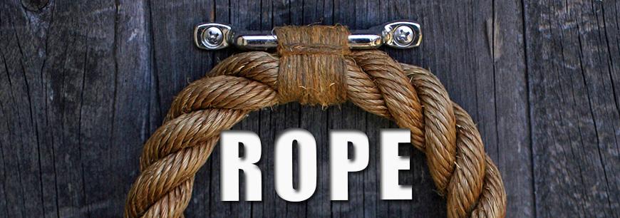 Ropeworking