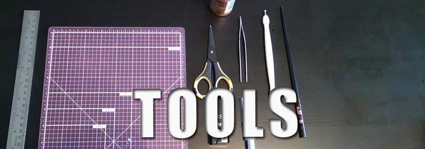 Papercraft Tools