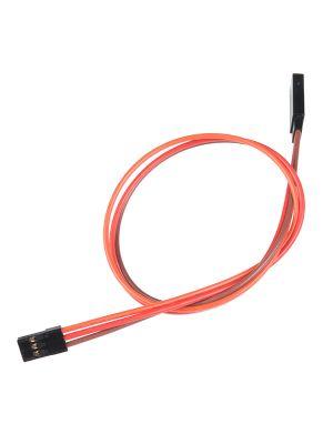 Servo Cable - Female to Female (shrouded)