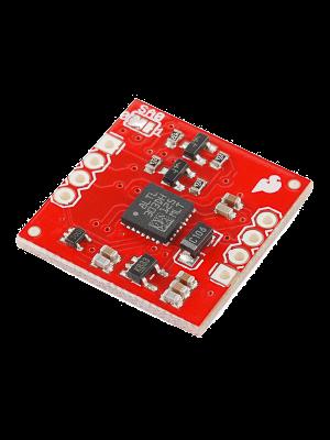 LSM303DLMTR Breakout Board - Tilt Compensated Compass