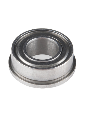 Ball Bearing - Flanged (6,35 mm Bore, 1,27 cm OD)