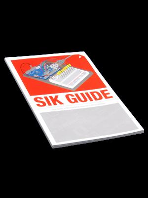 SparkFun Inventor's Kit Guidebook