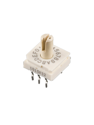 Rotary DIP Switch - 16 Position