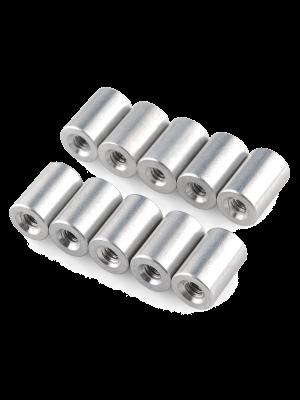 Standoff - Metal (4-40; 9,5mm)