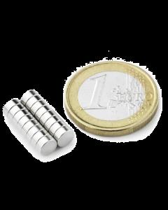 Disc magnet Ø 5 mm, H 2 mm