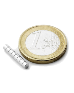 Disc magnet Ø 3 mm, H 2 mm