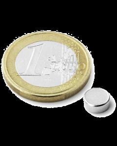 Disc magnet Ø 6 mm, H 2 mm