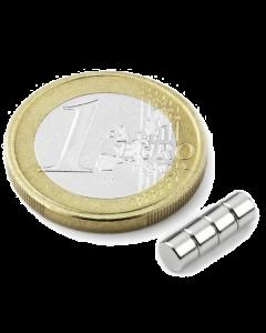 Disc magnet Ø 4 mm, H 3 mm