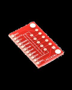 Breakout Board for LMD1820x H-Bridge