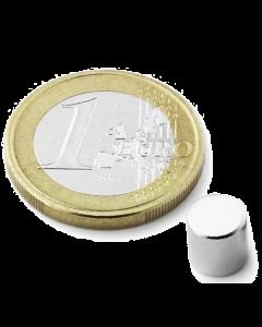 Disc magnet Ø 6 mm, H 6 mm