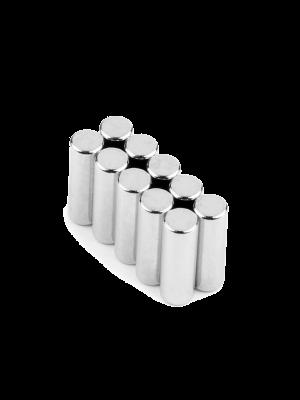 Rod magnet Ø 4 mm, H 12,5 mm