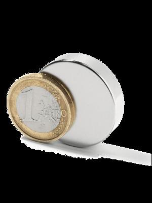 Disc magnet Ø 30 mm, H 7 mm