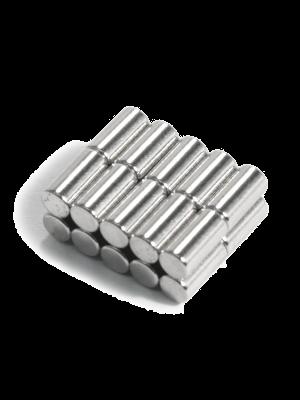 Rod magnet Ø 3 mm, H 6 mm