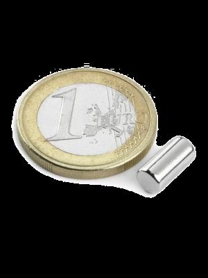 Rod magnet Ø 5 mm, H 10 mm