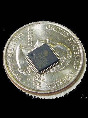MP3 Codec IC - VS1011E-L